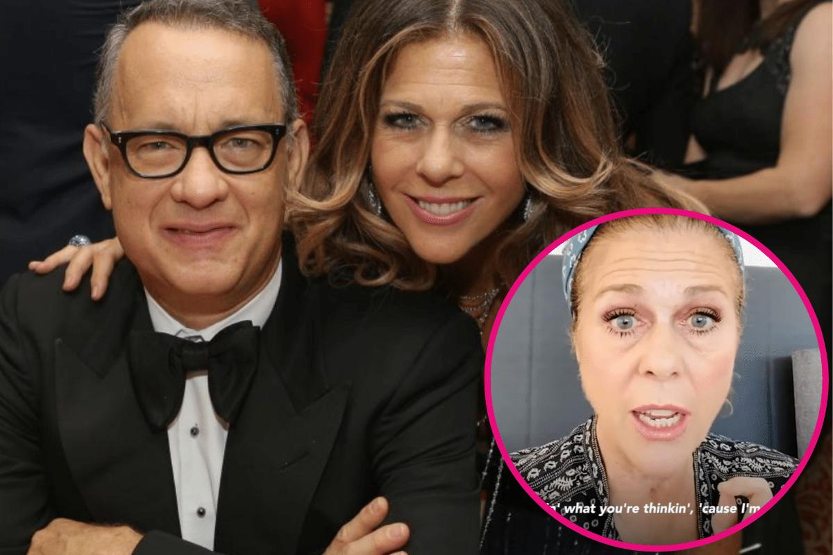 "Quarantined Rita Wilson, Tom Hank's wife, Rapped Naughty by Nature's ""Hip Hop Hooray"""