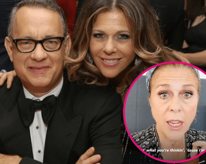 "Quarantined Rita Wilson, Tom Hanks wife, Rapped Naughty by Nature's ""Hip Hop Hooray"""