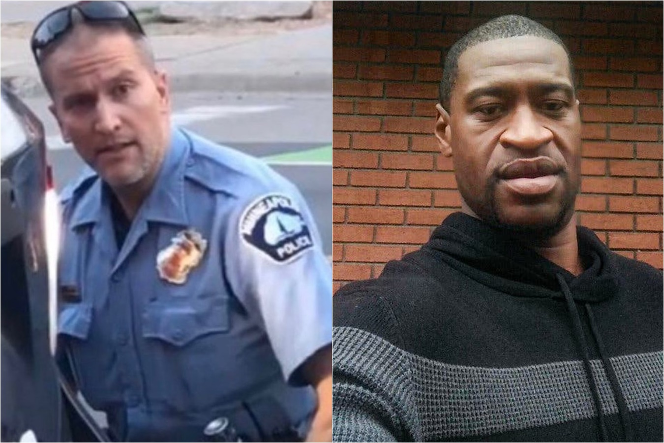 Fired Minneapolis Officer Derek Chauvin Charged With Murder In The Death Of George Floyd
