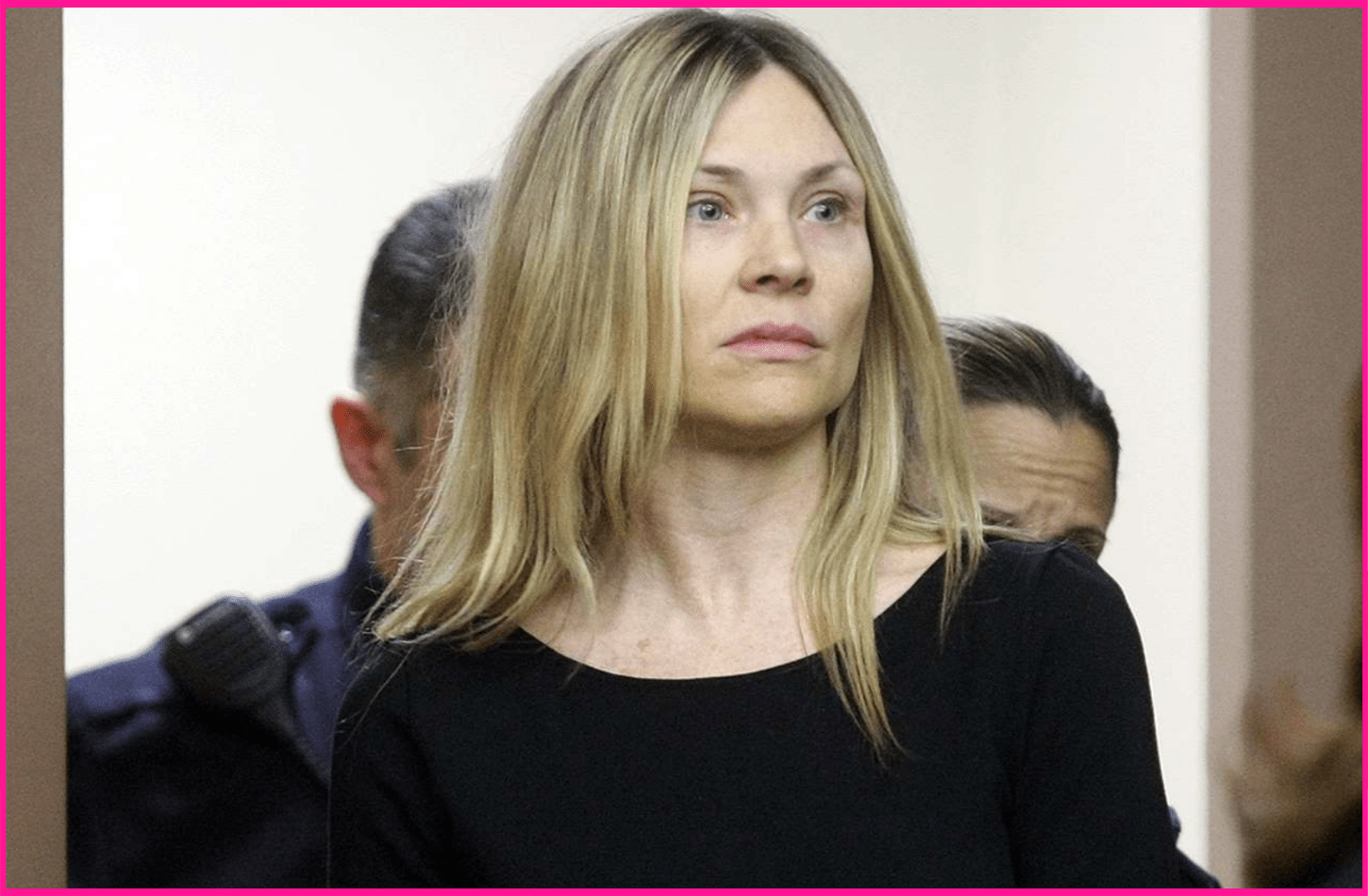 Melrose Place actress Amy Locane resentenced for 2010 fatal DUI crash sent back to prison