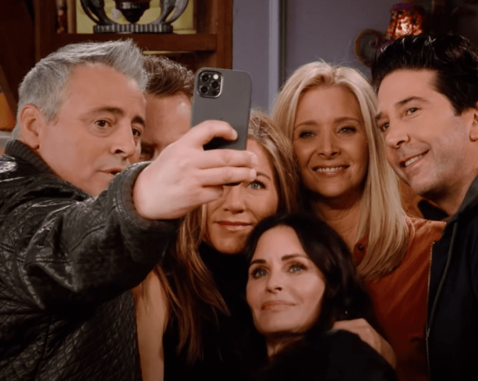 'Friends' reunion special airing on HBO Max on May 27