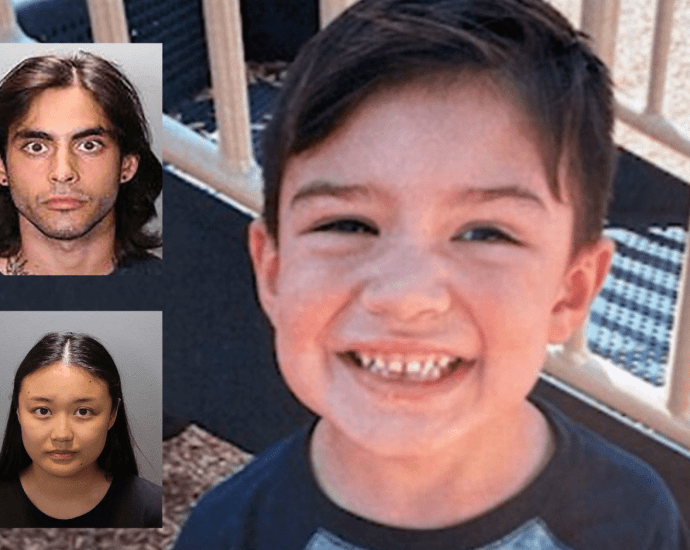 Suspects Charged In Road Rage Shooting Death Of 6-Year-Old Aiden Leos