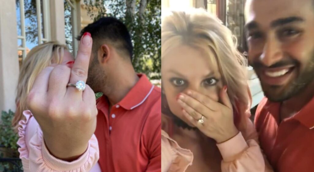 Britney Spears Suddenly Deletes Her Instagram Account 2 Days After Announcing Her Engagement