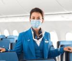 Flight Attendant's Viral Mask Speech Video Viewed 2.8 Million Times