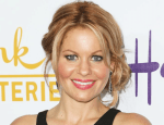"""Candace Cameron Bure opens up about hosting on 'The View' """"The stress and the anxiety — I actually have a pit in my stomach right now."""""""