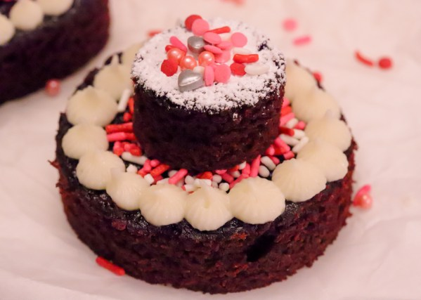 Valentine Sheet Cake Creations