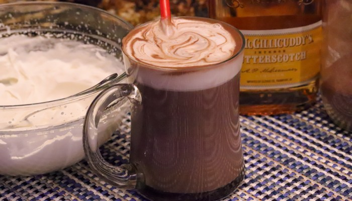 Butterscotch Dr. McGillicuddy's Hot Cocoa