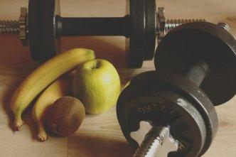 Spiermassa en voeding