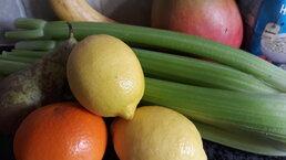 Hoe werkt diëten? Groente-fruit