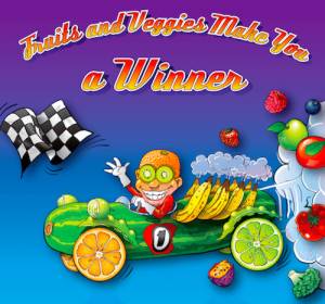 Fruits and Vegetable Make You a Winner
