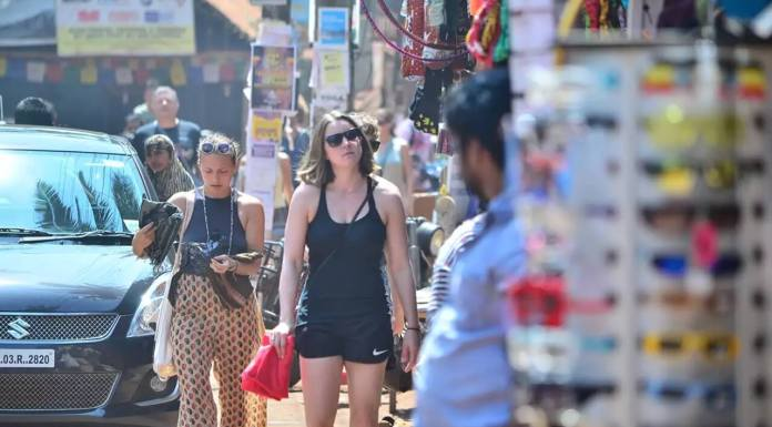 Increase In Tourists Flow in Goa