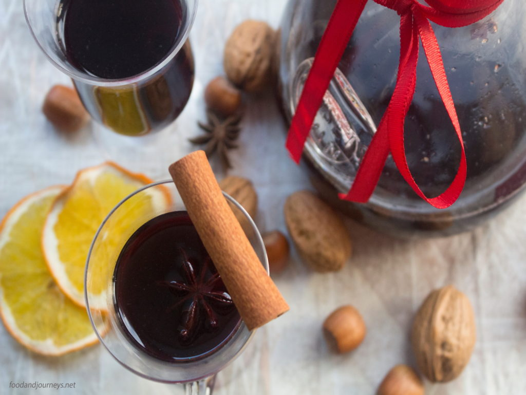 Mulled Wine|foodandjourneys.net