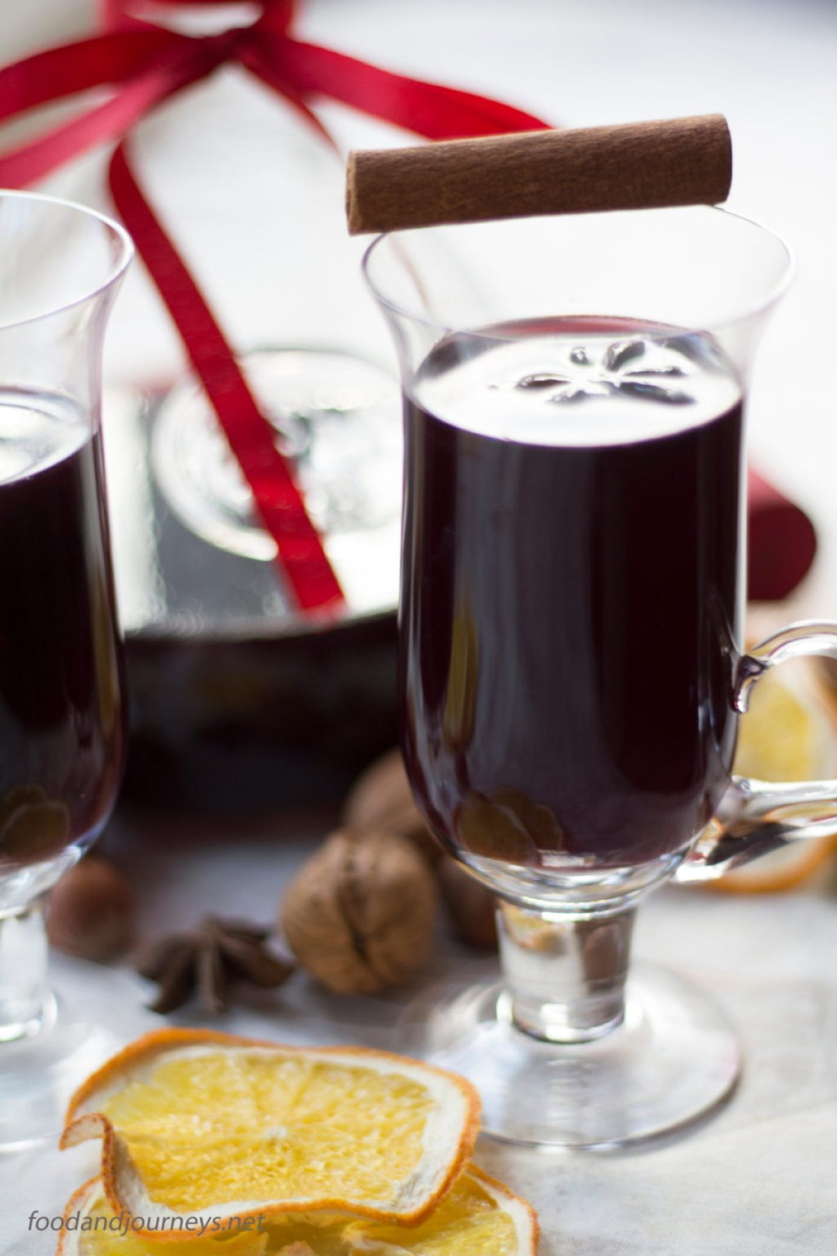 Mulled Wine|foodandjourneys.net
