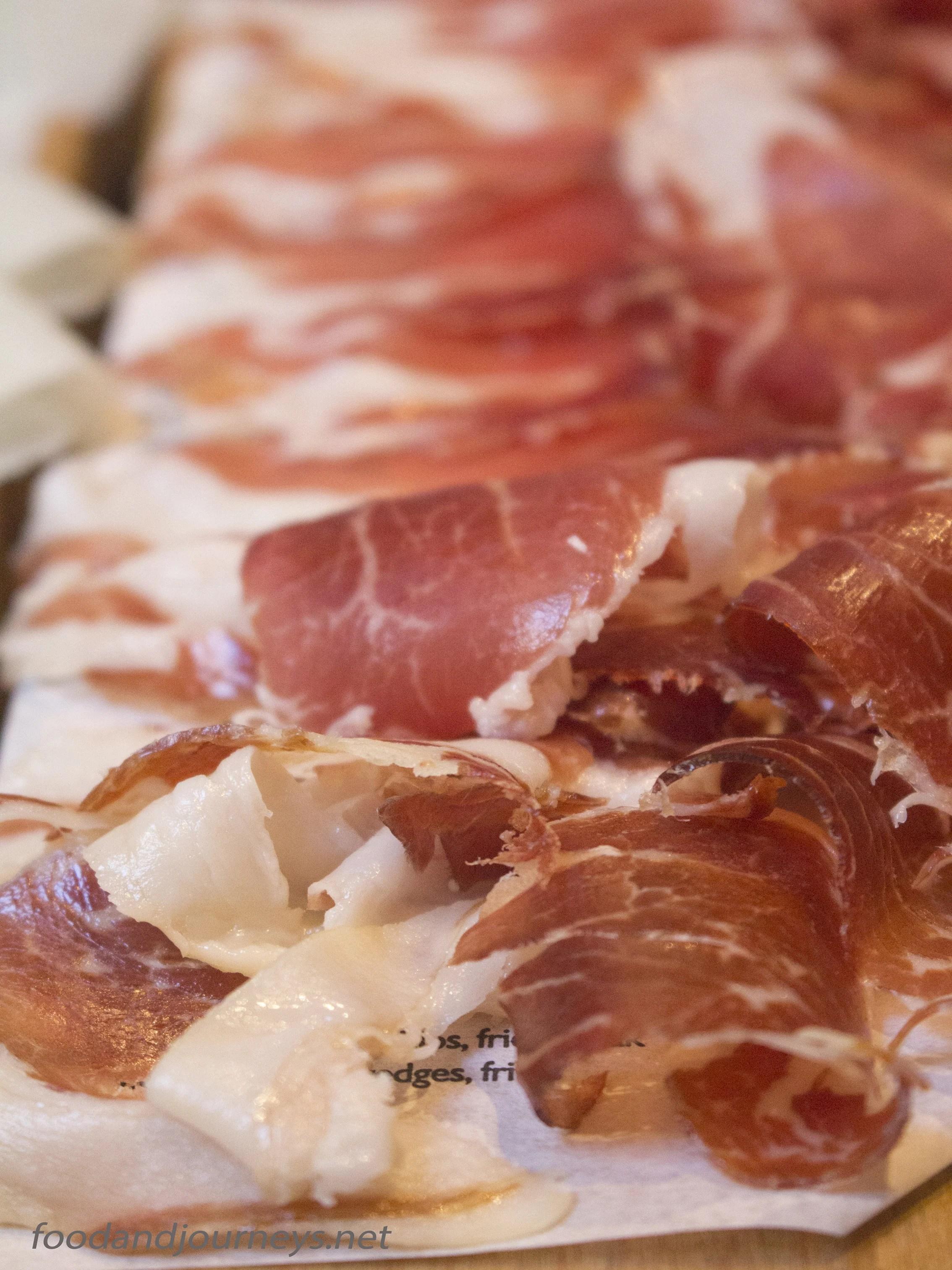 Jamon Iberico Barcelona|foodandjourneys.net