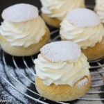 Swedish Lent Buns (Semlor)