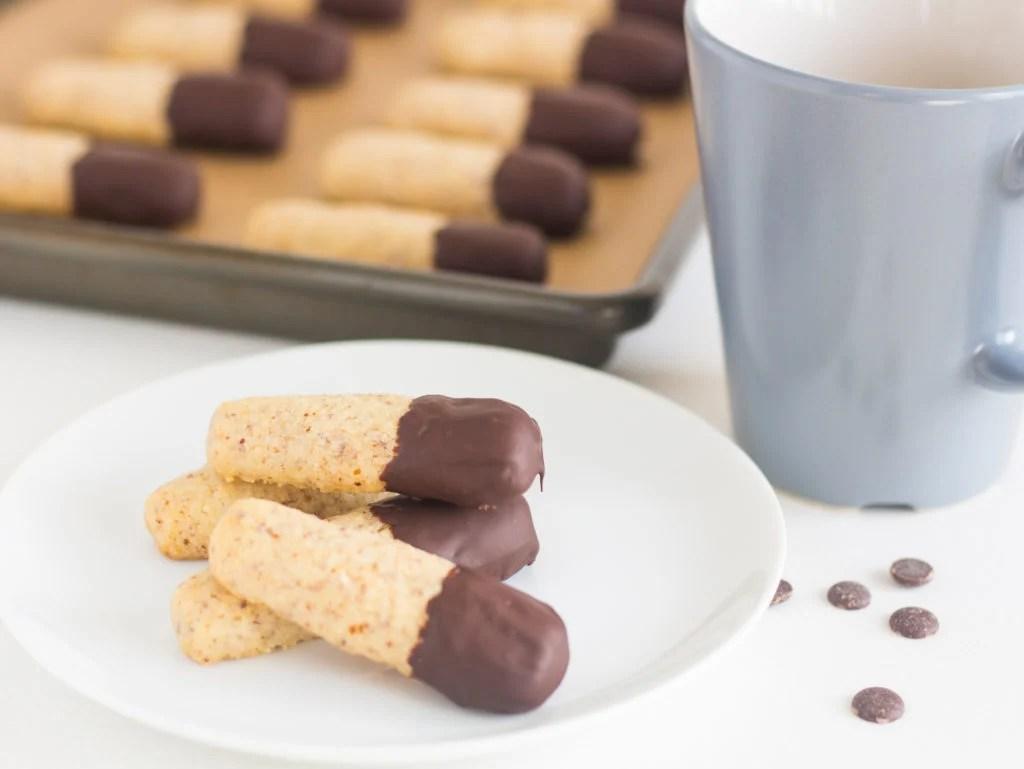 Swedish Chocolate Cigars (Chokladcigarrer)