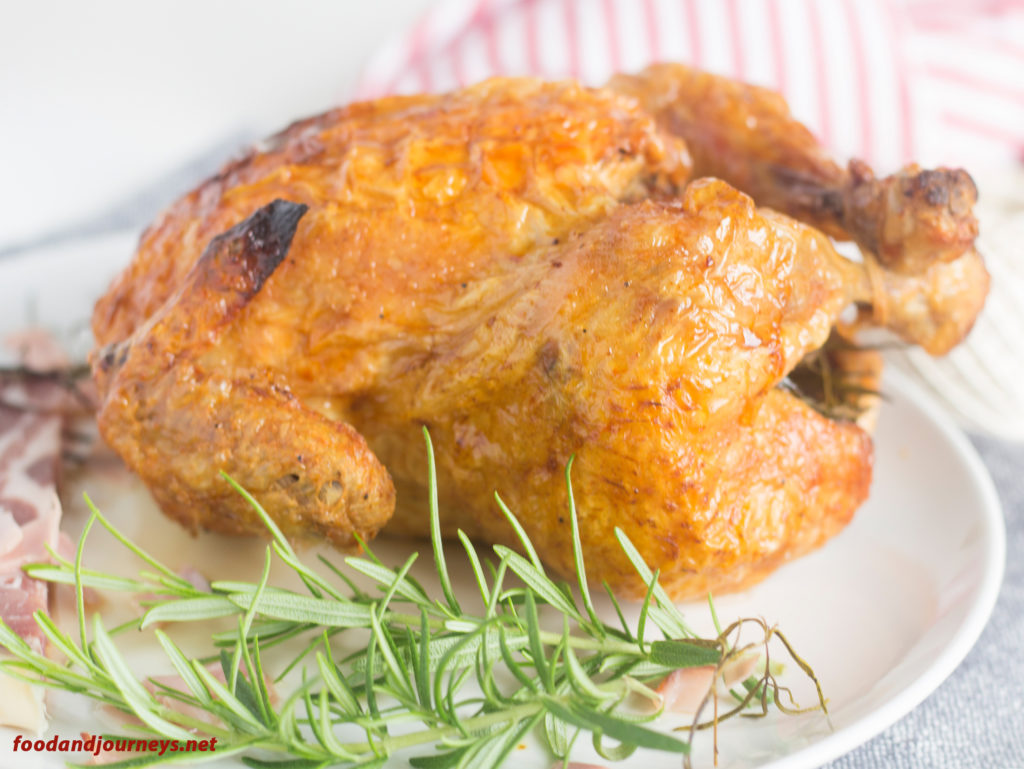 Tuscan-Style Roast Chicken pic2|foodandjourneys.net width=