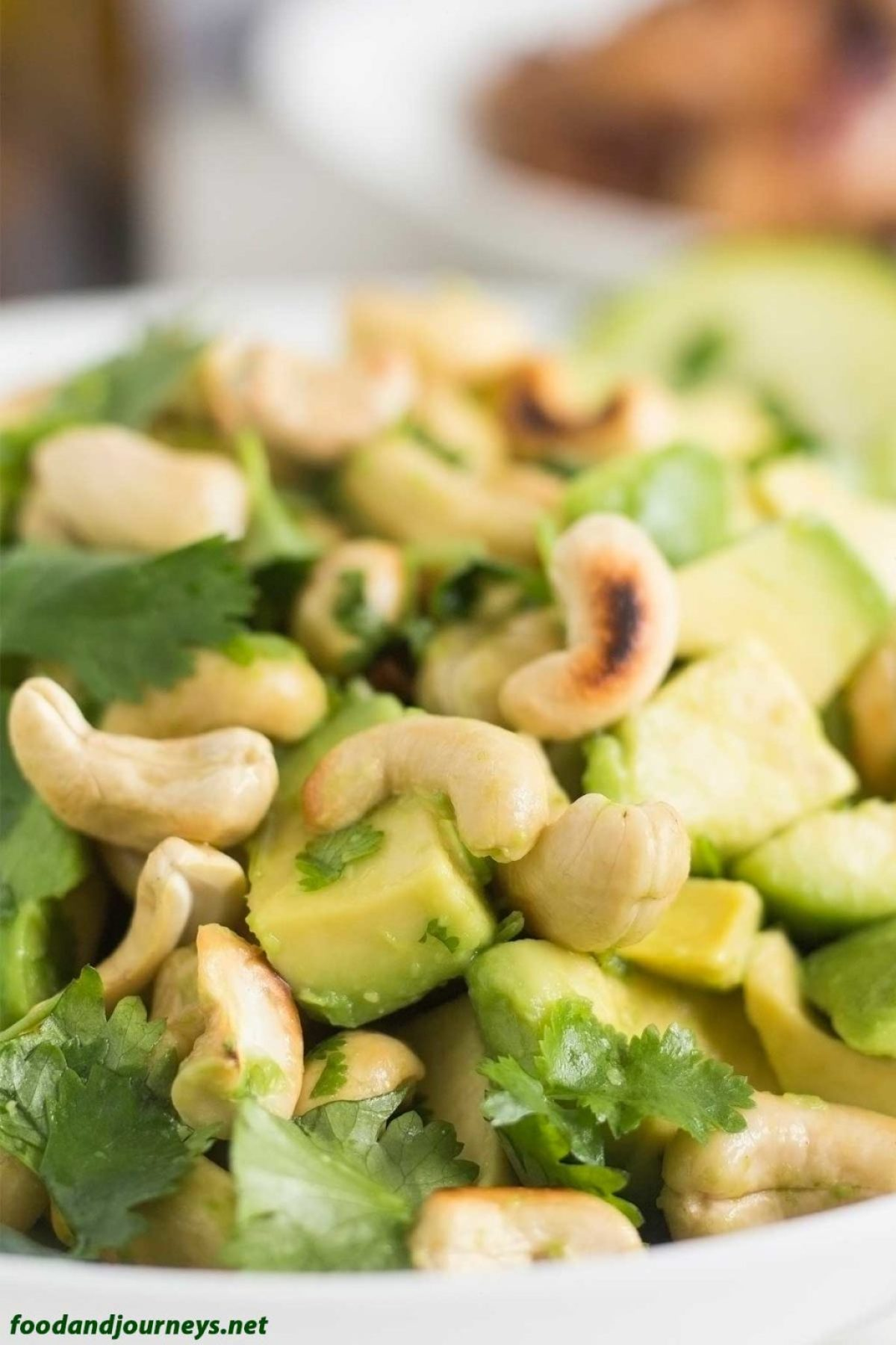 Green Summer Salad pic1|foodandjourneys.net