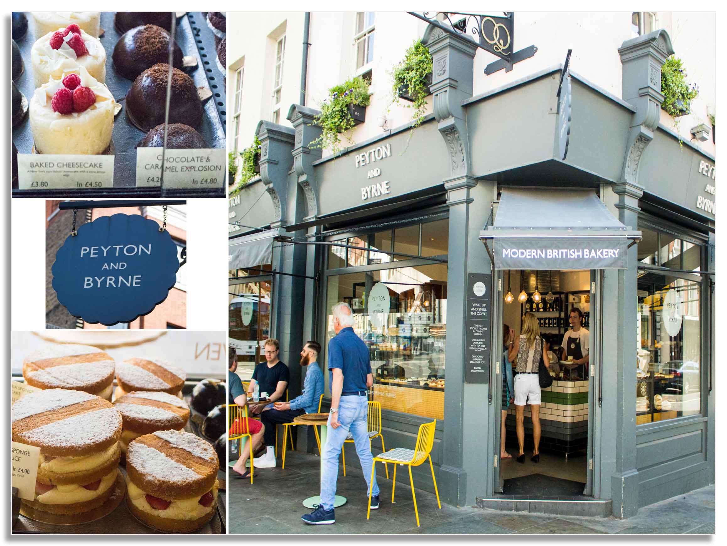 Peyton & Byrne London|foodandjourneys.net