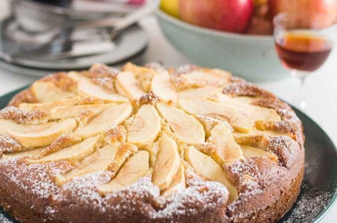 Tuscan Apple Cake MPIC