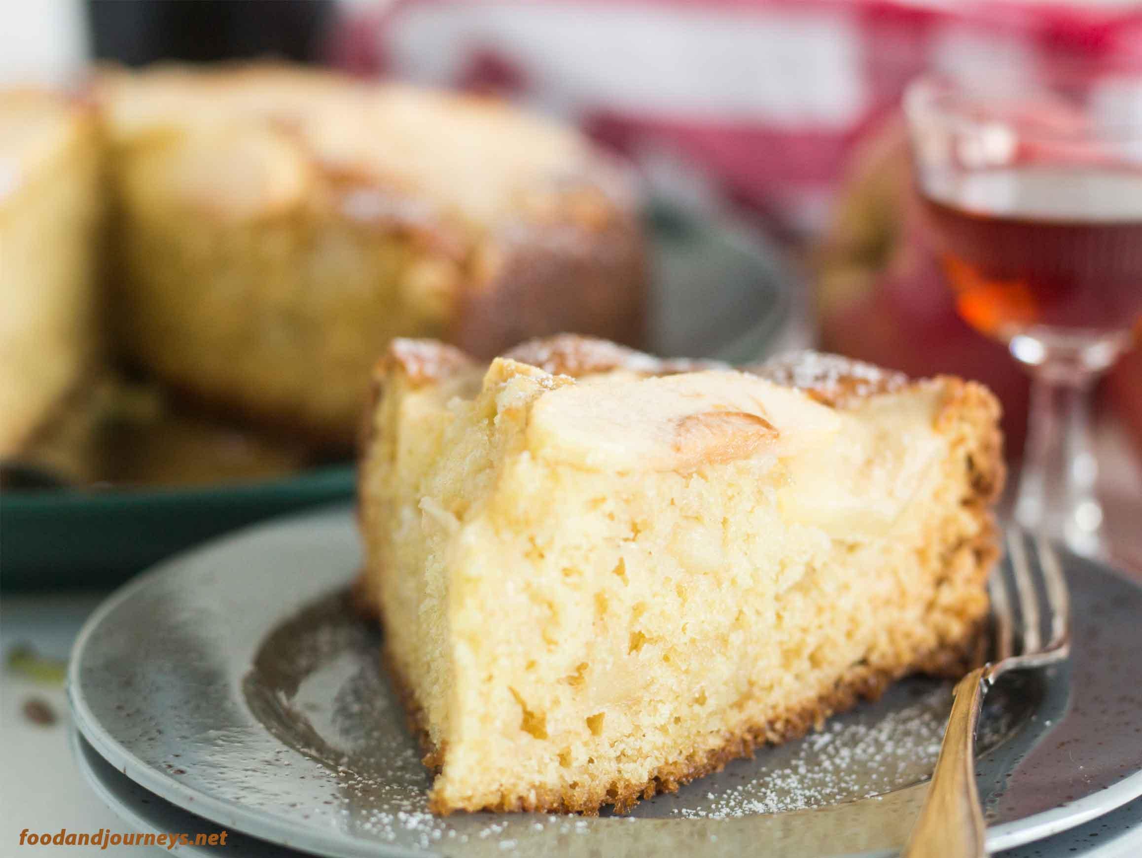 Tuscan Apple Cake PIC2|foodandjourneys.net