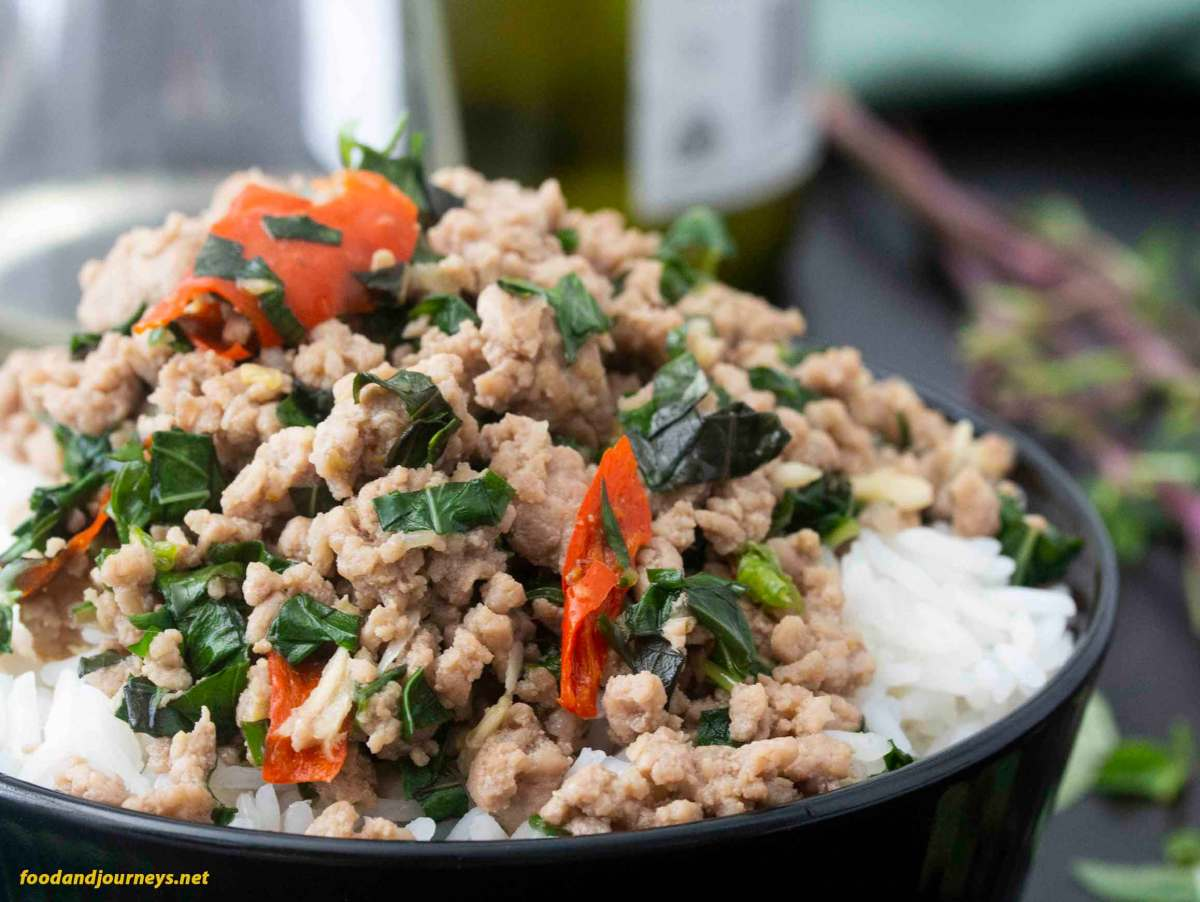 Thai Spicy Pork