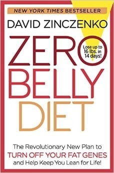 Zero Belly Diet Book