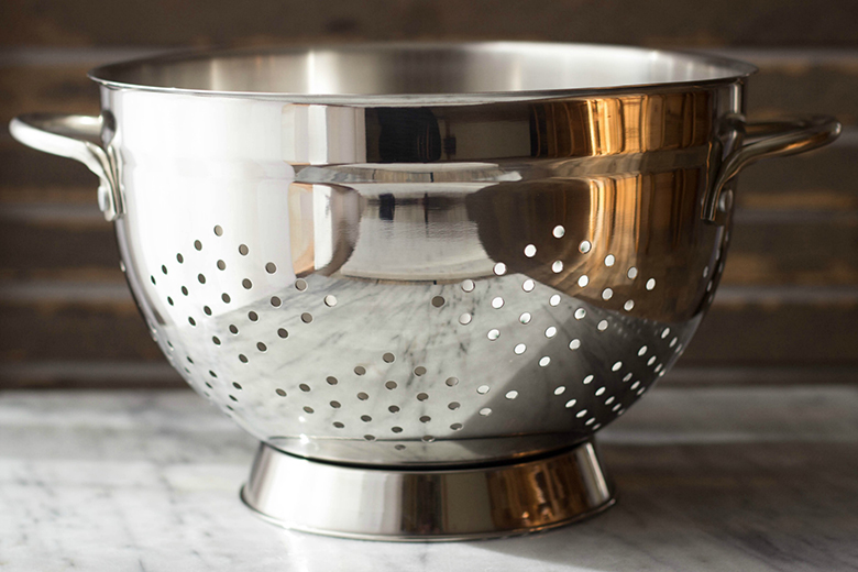 a perfect colander for everyday use food nutrition stone soup. Black Bedroom Furniture Sets. Home Design Ideas