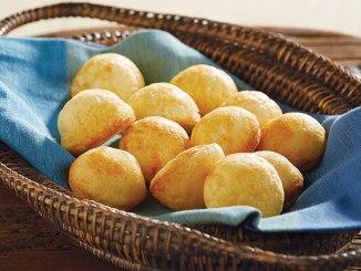 Baked Feta Fritters