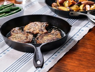 Redefining Cast-Iron Cooking