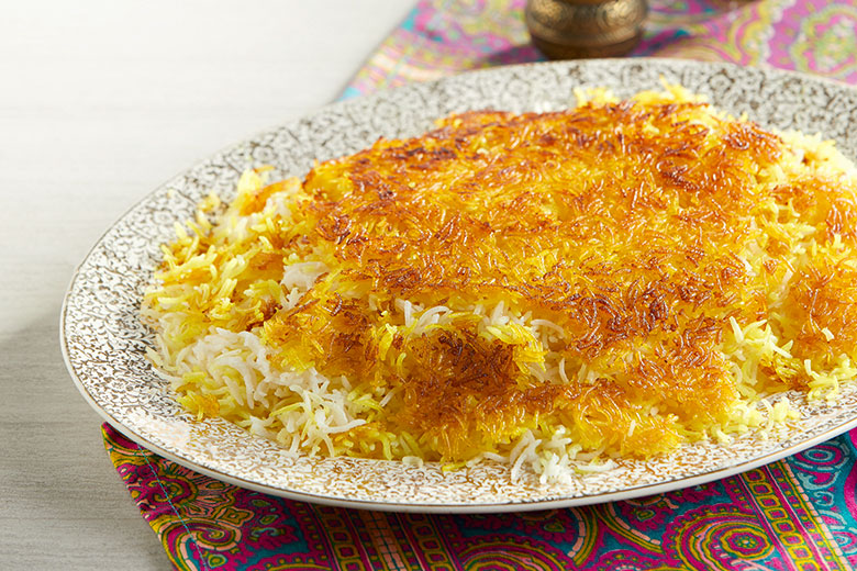 Persian-Style Rice