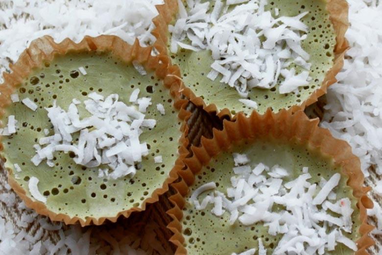 Green Tea Frozen Yogurt Breakfast Cups   Food & Nutrition   Stone Soup