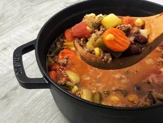 Hamburger Soup | Food & Nutrition | Stone Soup