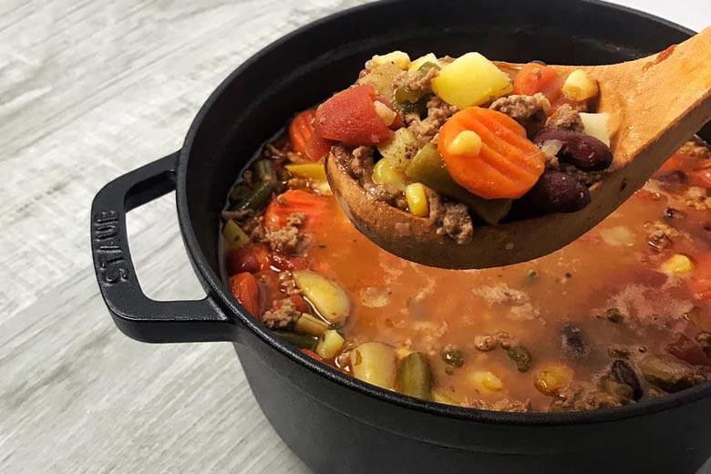 Hamburger Soup | Food & Nutrition | Stone Soup