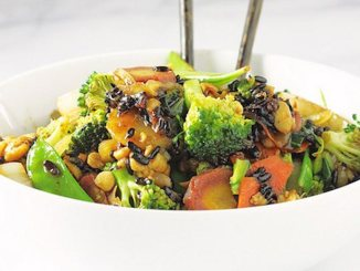 Forbidden Rice and Vegetable Power Bowls | Food & Nutrition | Stone Soup