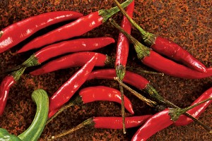 Chili Peppers Are Hot Stuff