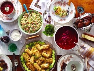 Ukrainian spread