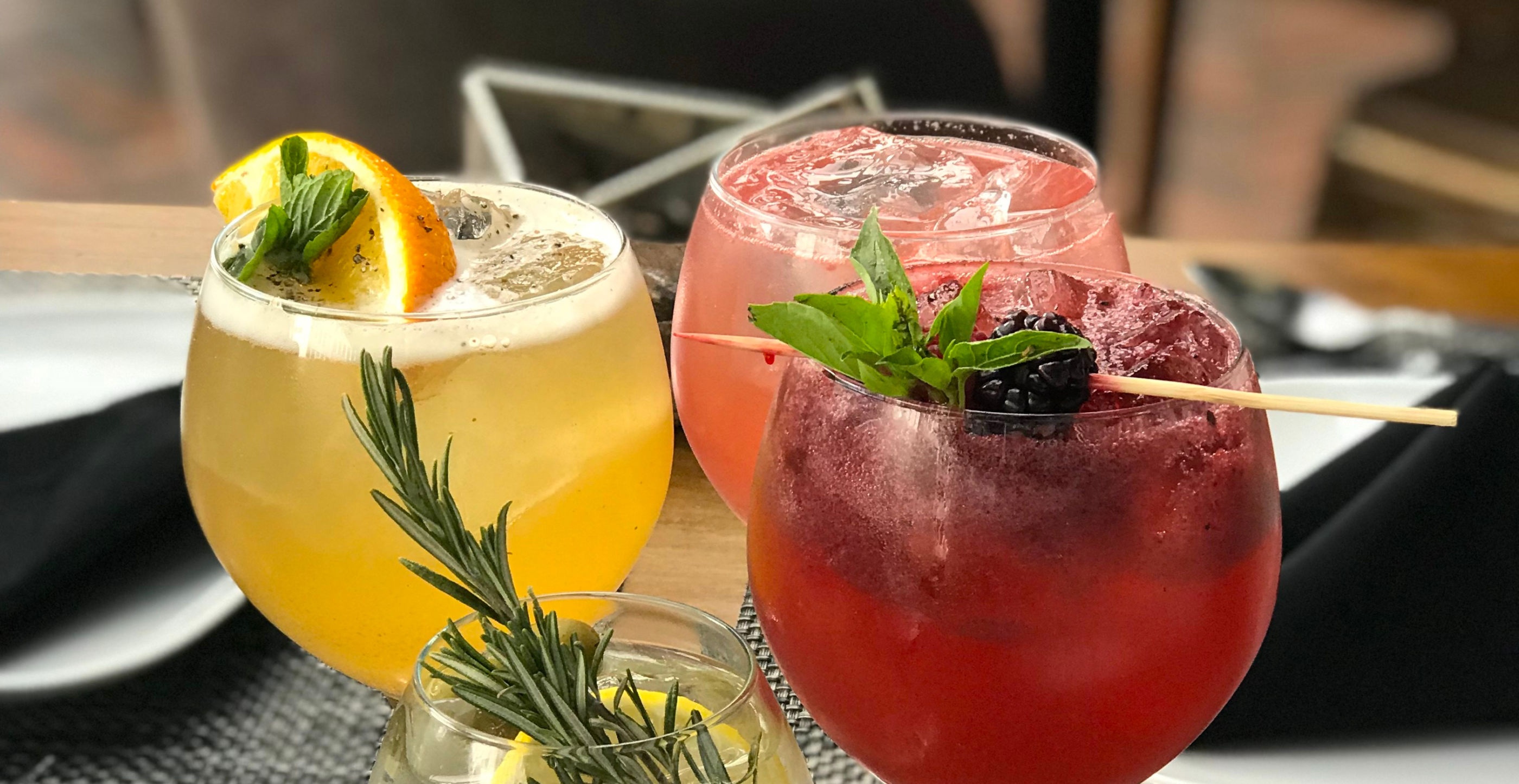 GIN GIN Santa Fe: Ginebra y delicias para compartir entre amigos