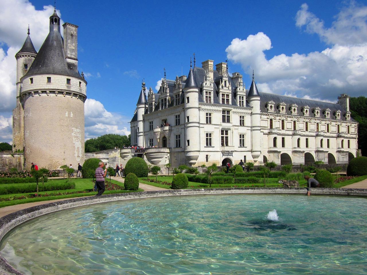 Castillo de Chenonceau, el destino vinícola digno de la nobleza