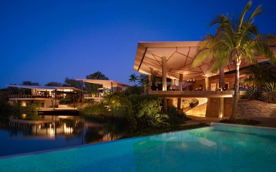 Los cuatro hoteles más exclusivos de la Riviera Maya
