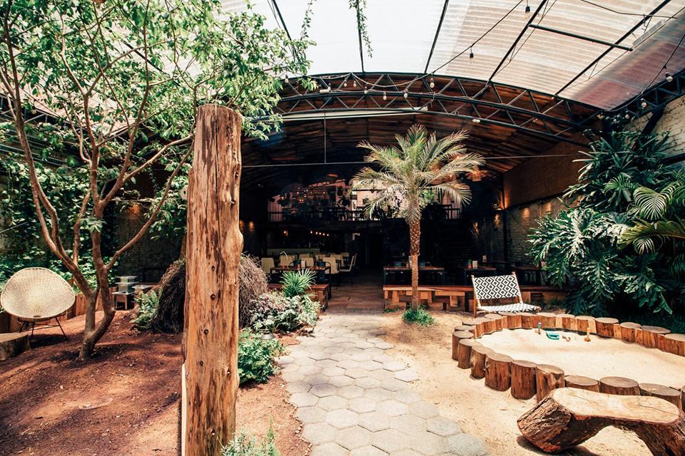 7 restaurantes perfectos para ir con bebés en la CDMX (y comer delicioso)