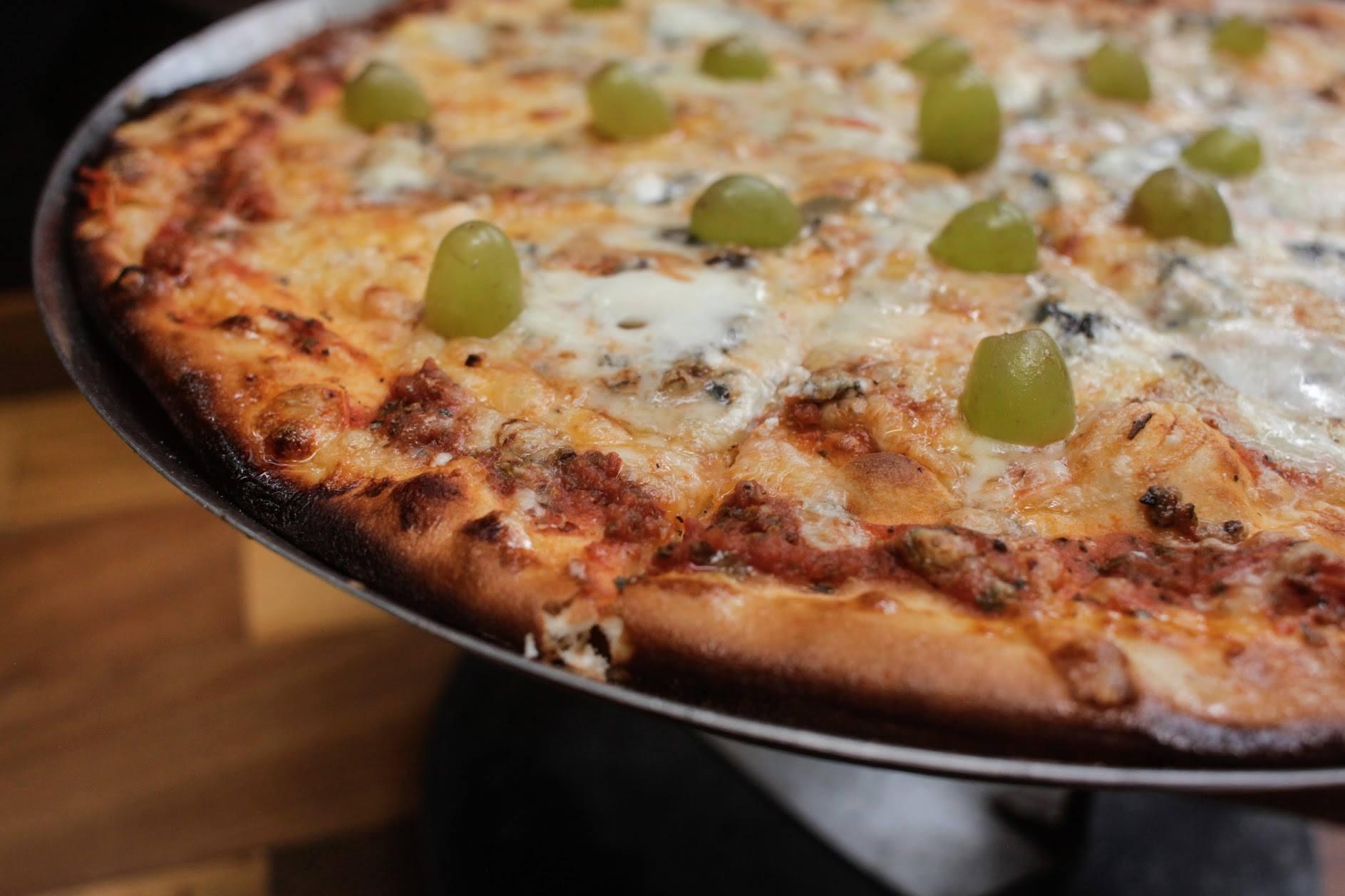 Los restaurantes con las mejores pizzas de cuatro quesos en la CDMX