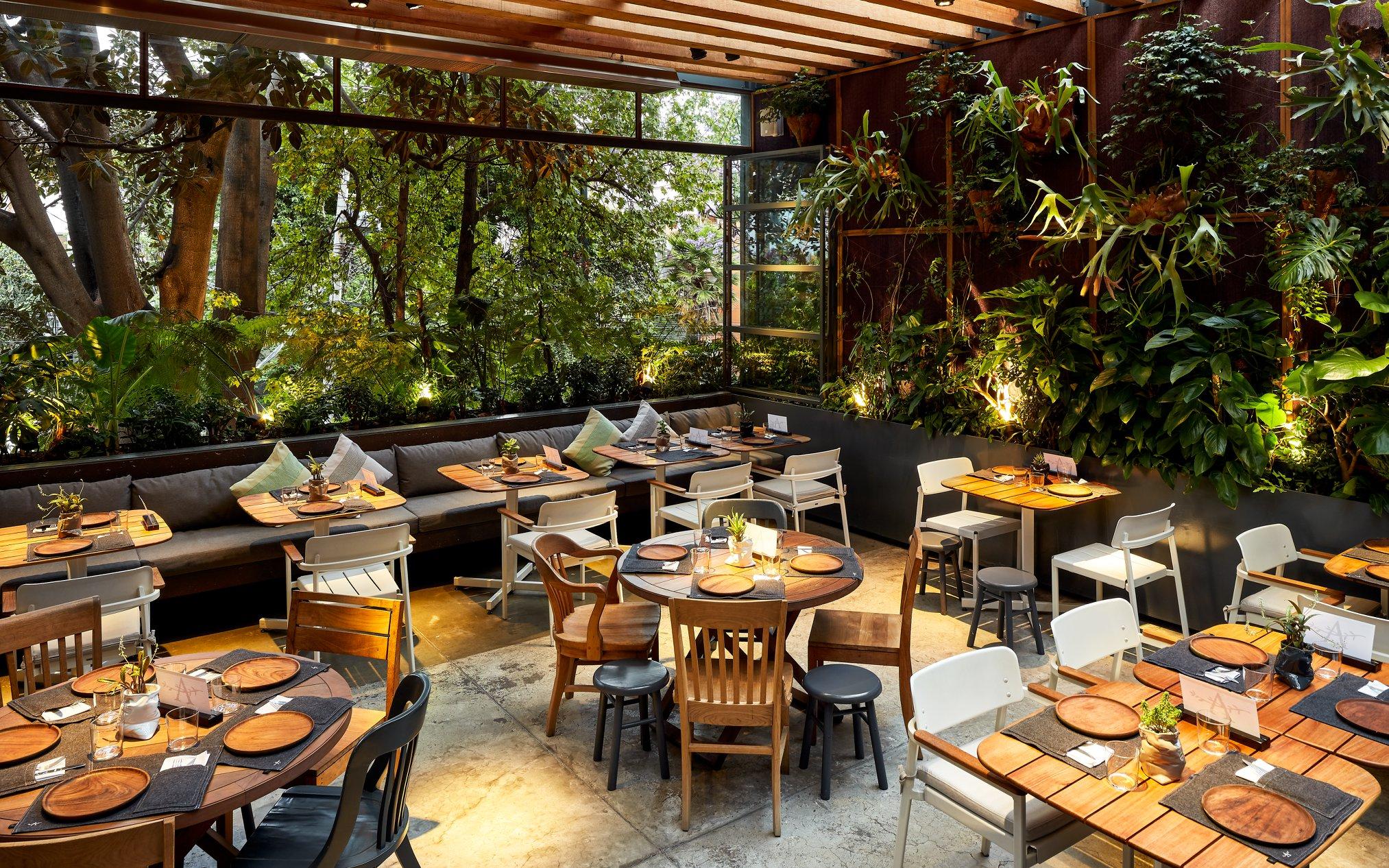 Los 12 restaurantes más bonitos de la CDMX