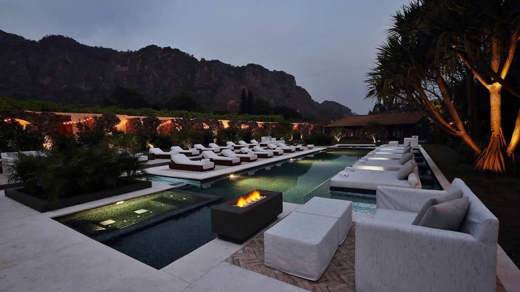 7 hoteles románticos en Tepoztlán para escaparte el fin