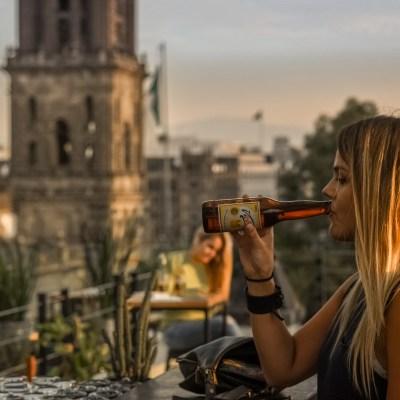 'Bueno, bonito y barato': 4 increíbles terrazas en la CDMX por menos de $200 pesos