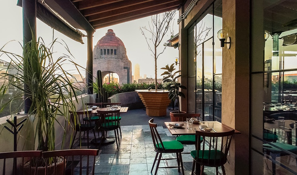 7 Terrazas Para Comer Y Beber Con Vistas A Los Monumentos Mas Emblematicos De La Cdmx Food Pleasure
