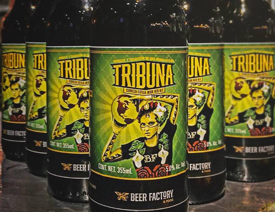 Acompaña los cuartos de final con Tribuna: la cerveza artesanal que sabe a pasión por el fútbol