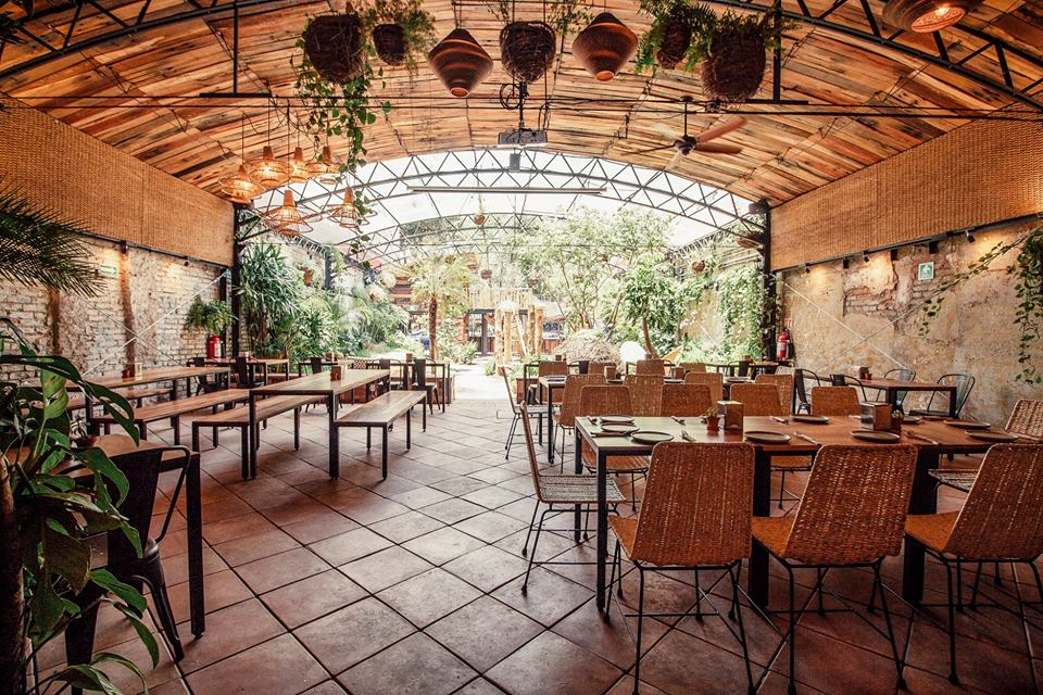 Resultado de imagen para restaurantes en la roma