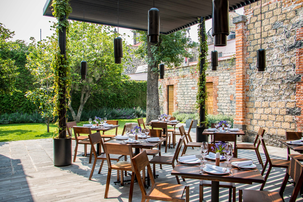 11 hermosas terrazas para desayunar al aire libre en la CDMX