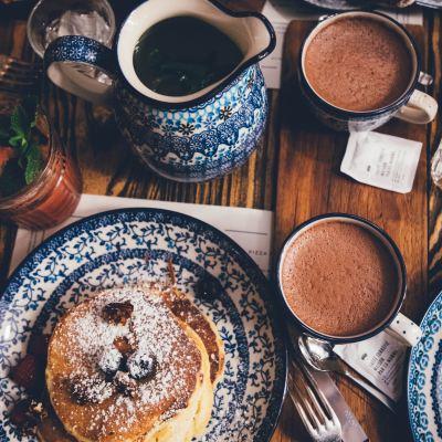 7 restaurantes para desayunar riquísimo en San Ángel